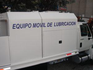 Equipo Movil de lubracion